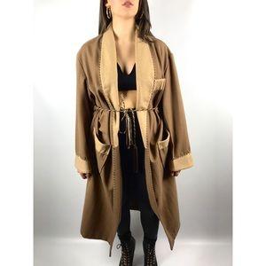 Vintage Syrian Camel unisex robe
